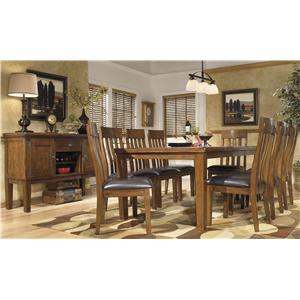 Signature Design By Ashley Ralene 5 Pc Dining Set Royal Furniture Dining
