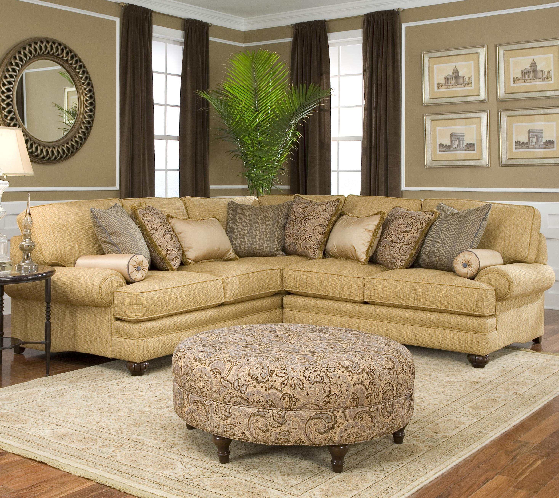 Rounded Corner Sectional Sofa #AB01 – Roccommunity