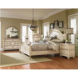 Standard Furniture Chateau King Bedroom Group Bullard