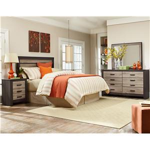 standard furniture freemont king bedroom group at standard furniture