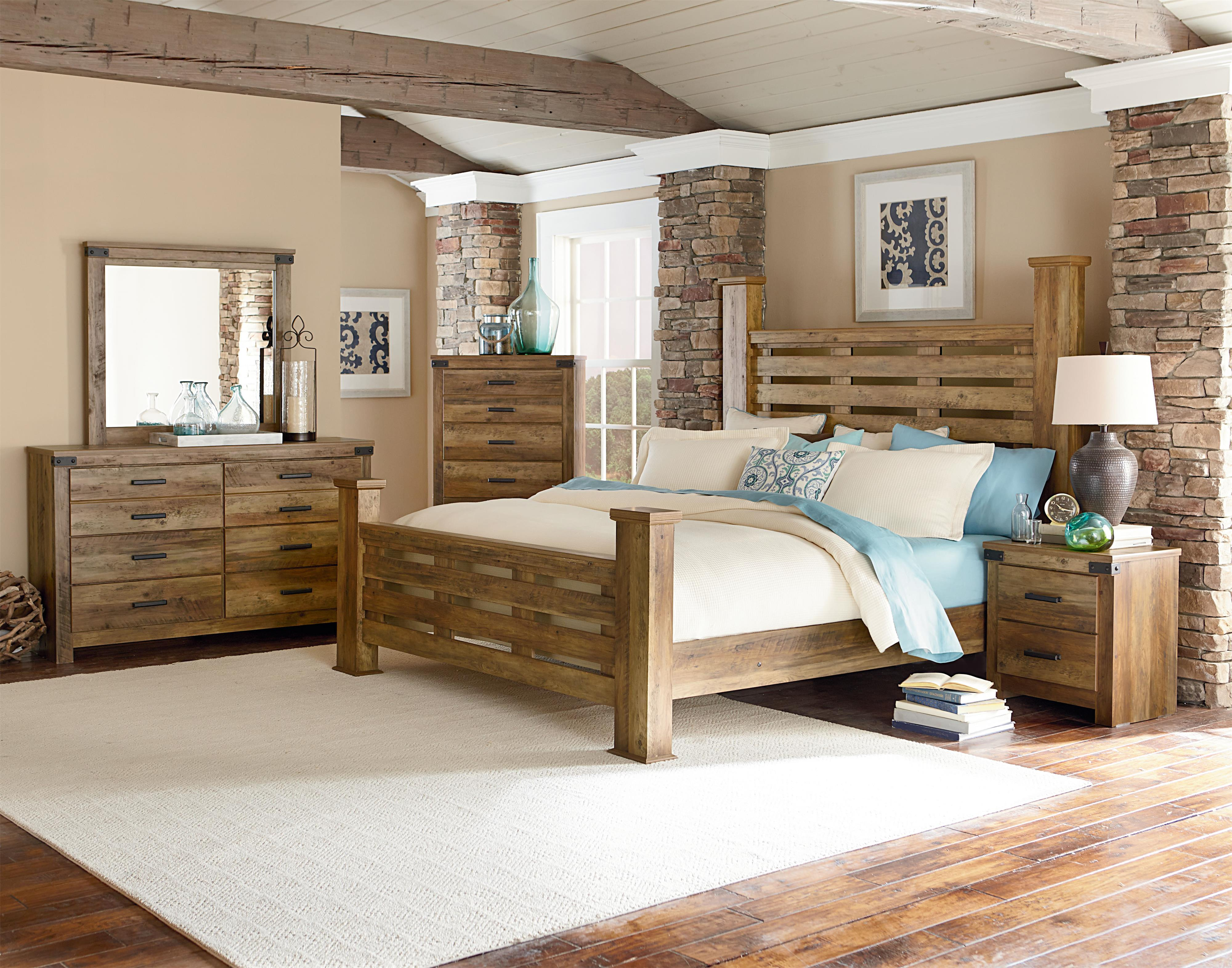 Standard Furniture Montana Queen Bedroom Group Knight Furniture Mattress Bedroom Group