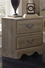 Vfm Signature Timber Creek King Bedroom Group Virginia Furniture Market Bedroom Group