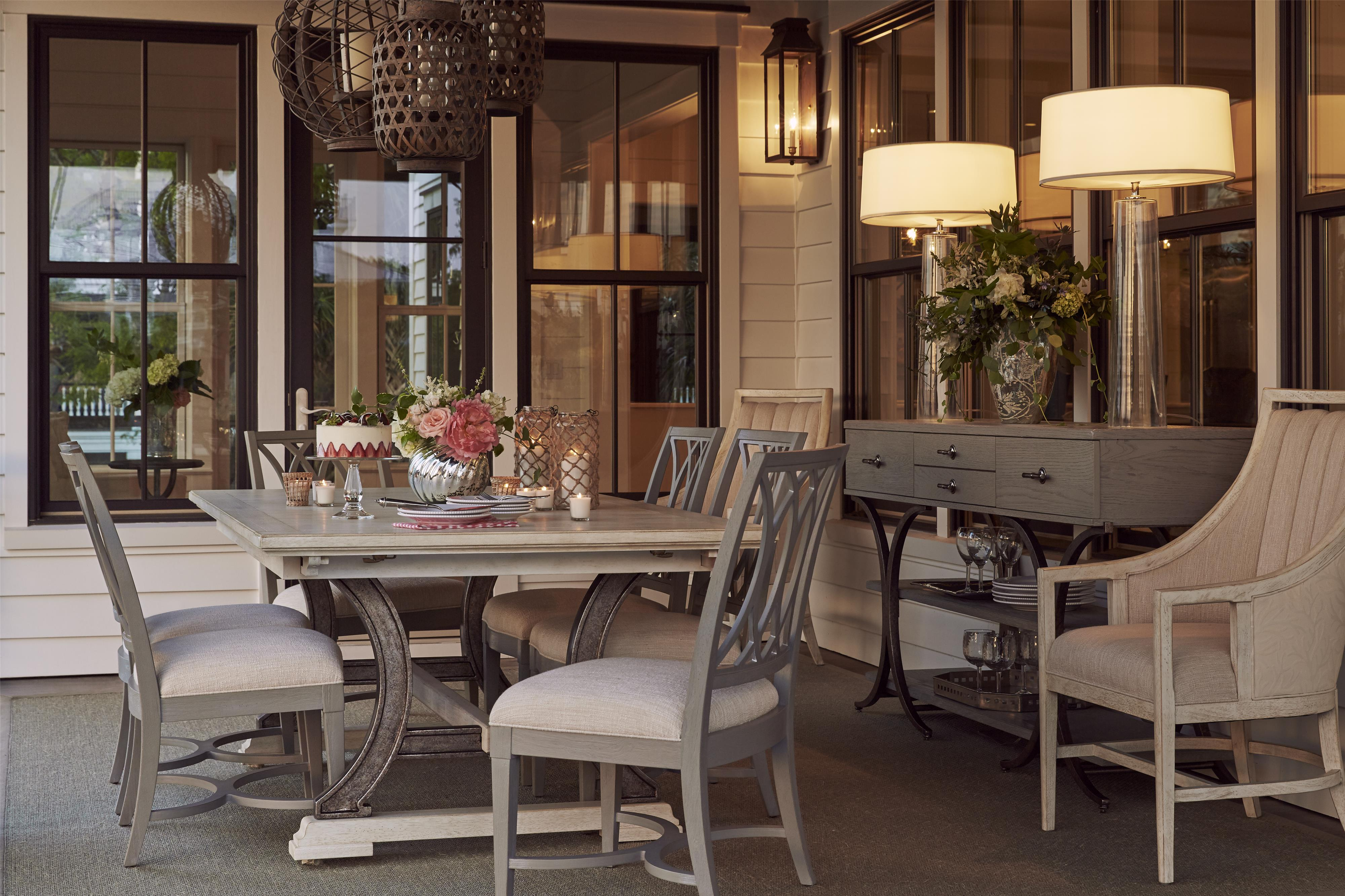 Coastal living resort 062 a by stanley furniture baer for Stanley furniture