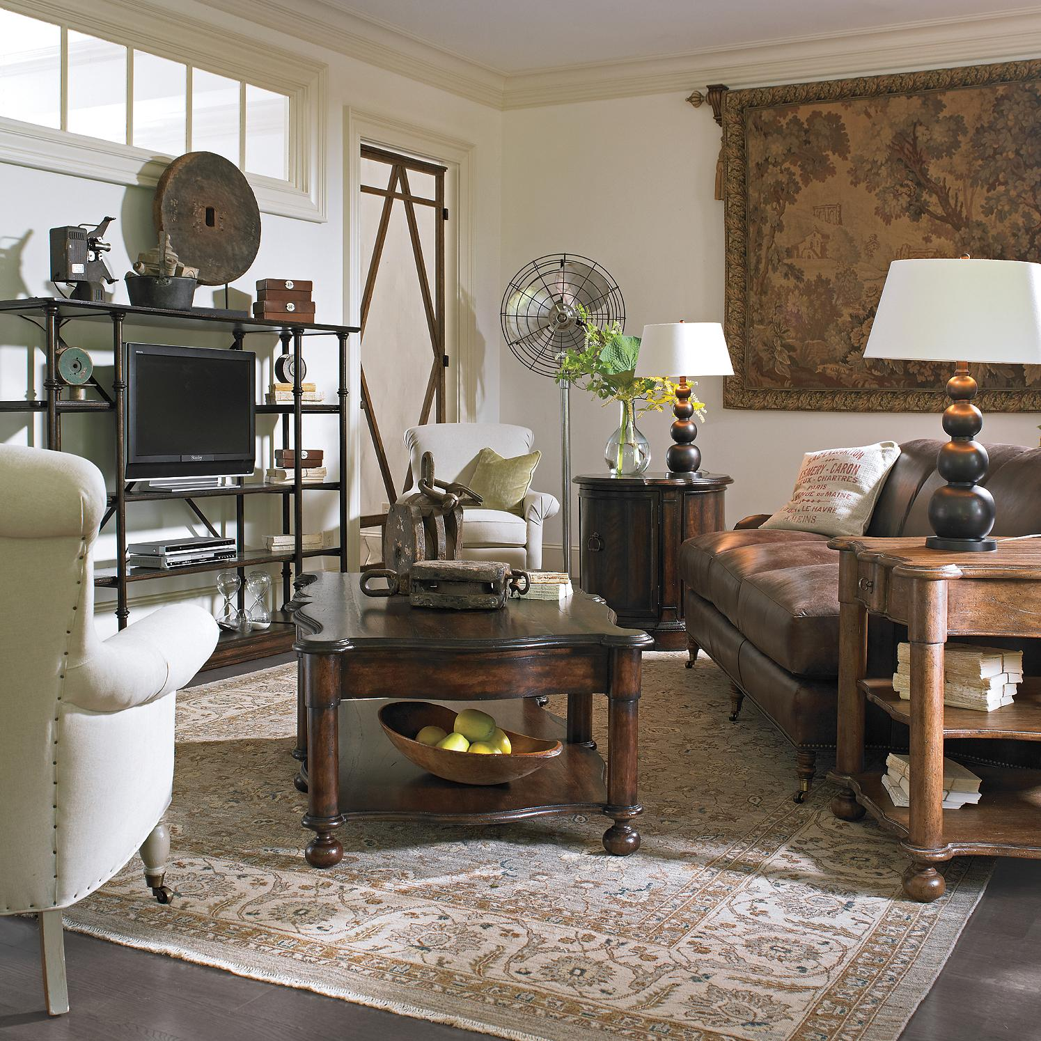 European Farmhouse 018 10 by Stanley Furniture Belfort Furniture Stanle