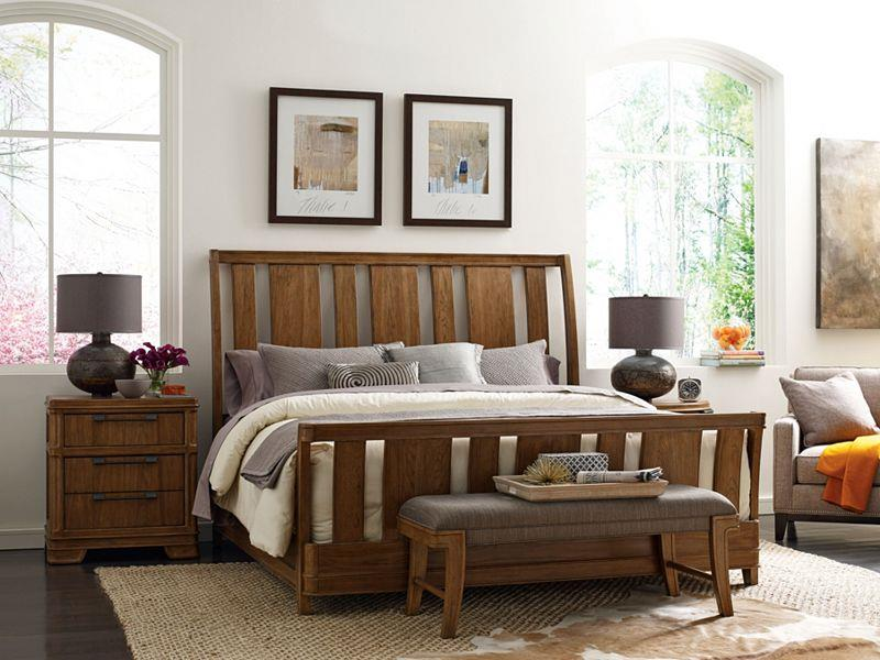 Thomasville Emerge Queen Bedroom Group Dunk Bright Furniture Bedro
