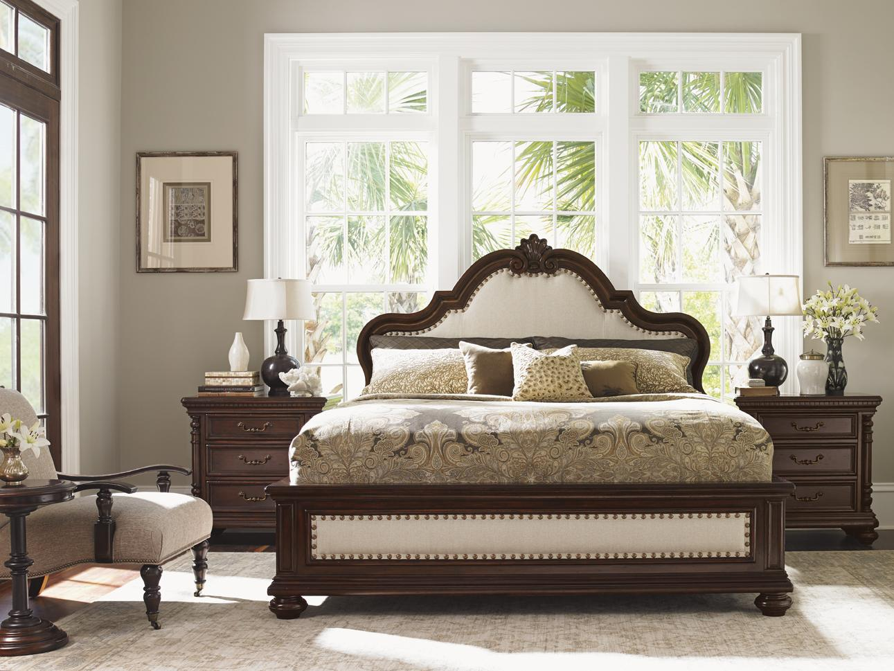 Kilimanjaro 552 by tommy bahama home baer 39 s furniture for Home collection furniture