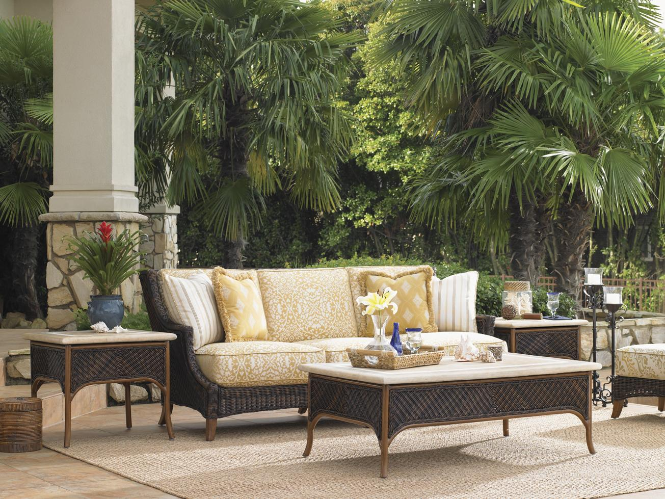 Island estate lanai 3170 by tommy bahama outdoor living for Outdoor lanai furniture