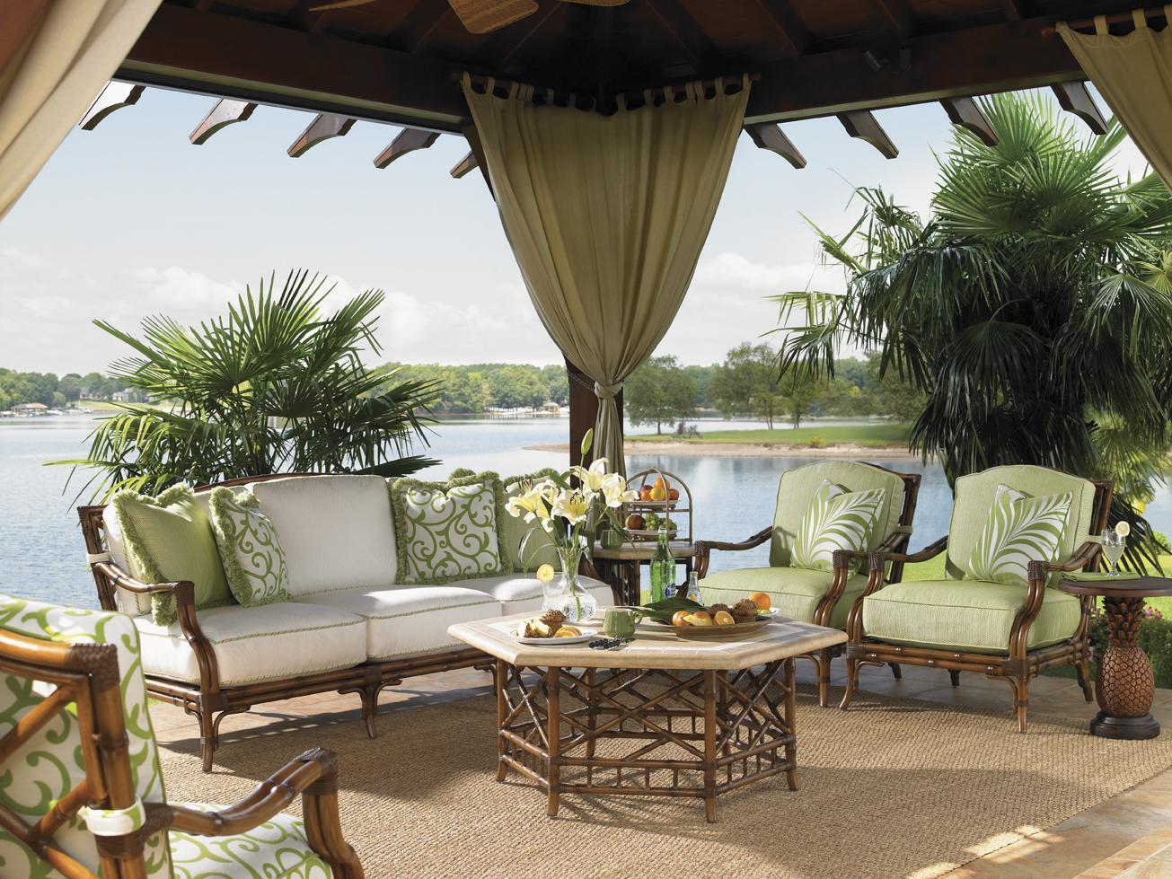 Island estate veranda 3160 by tommy bahama outdoor for Arredo veranda