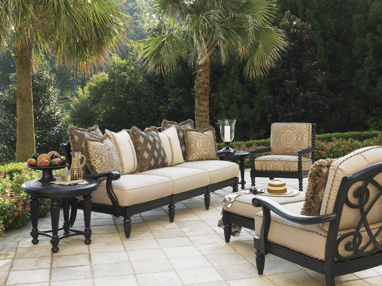 Kingstown sedona 3190 by tommy bahama outdoor living for Outdoor garden furniture