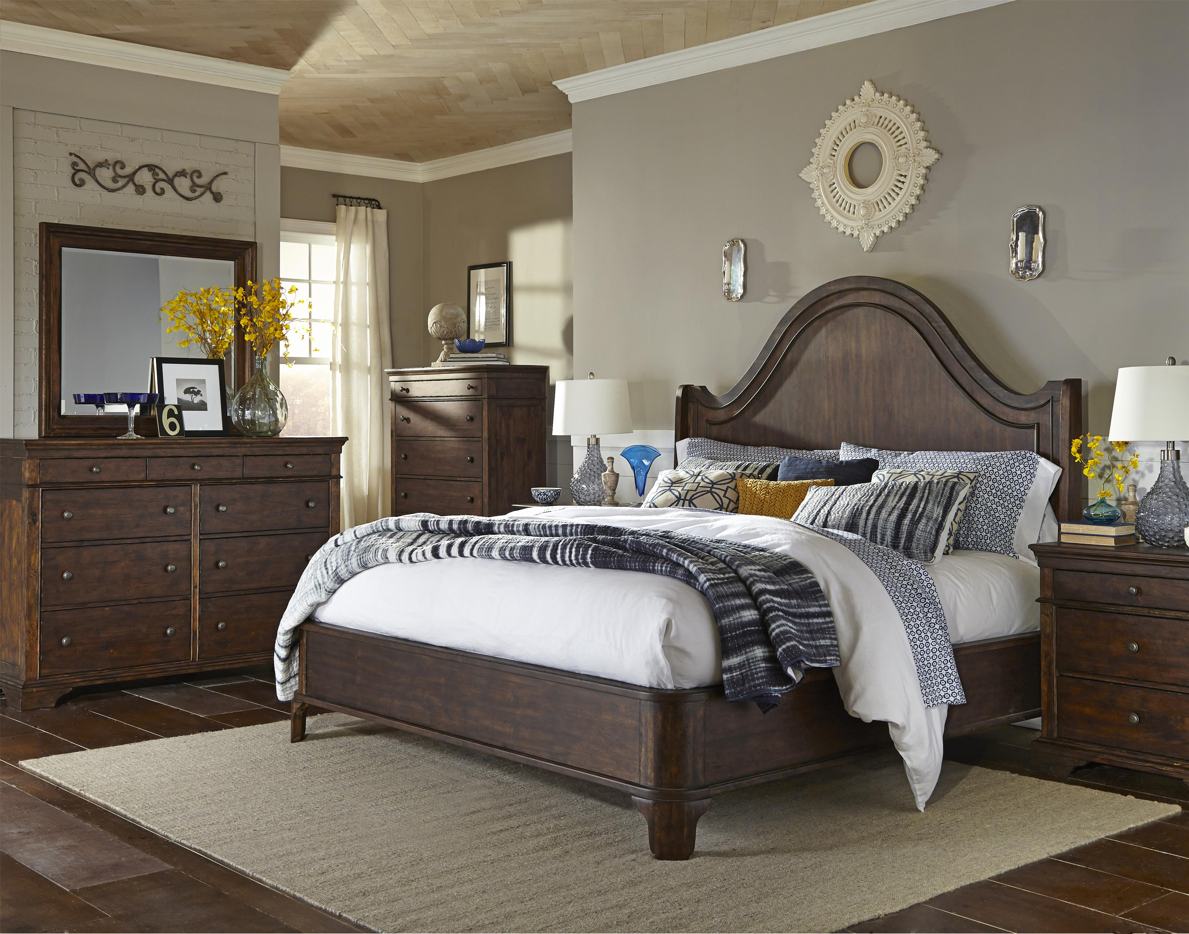 Trisha yearwood home collection by klaussner trisha for Bedroom furniture 30144