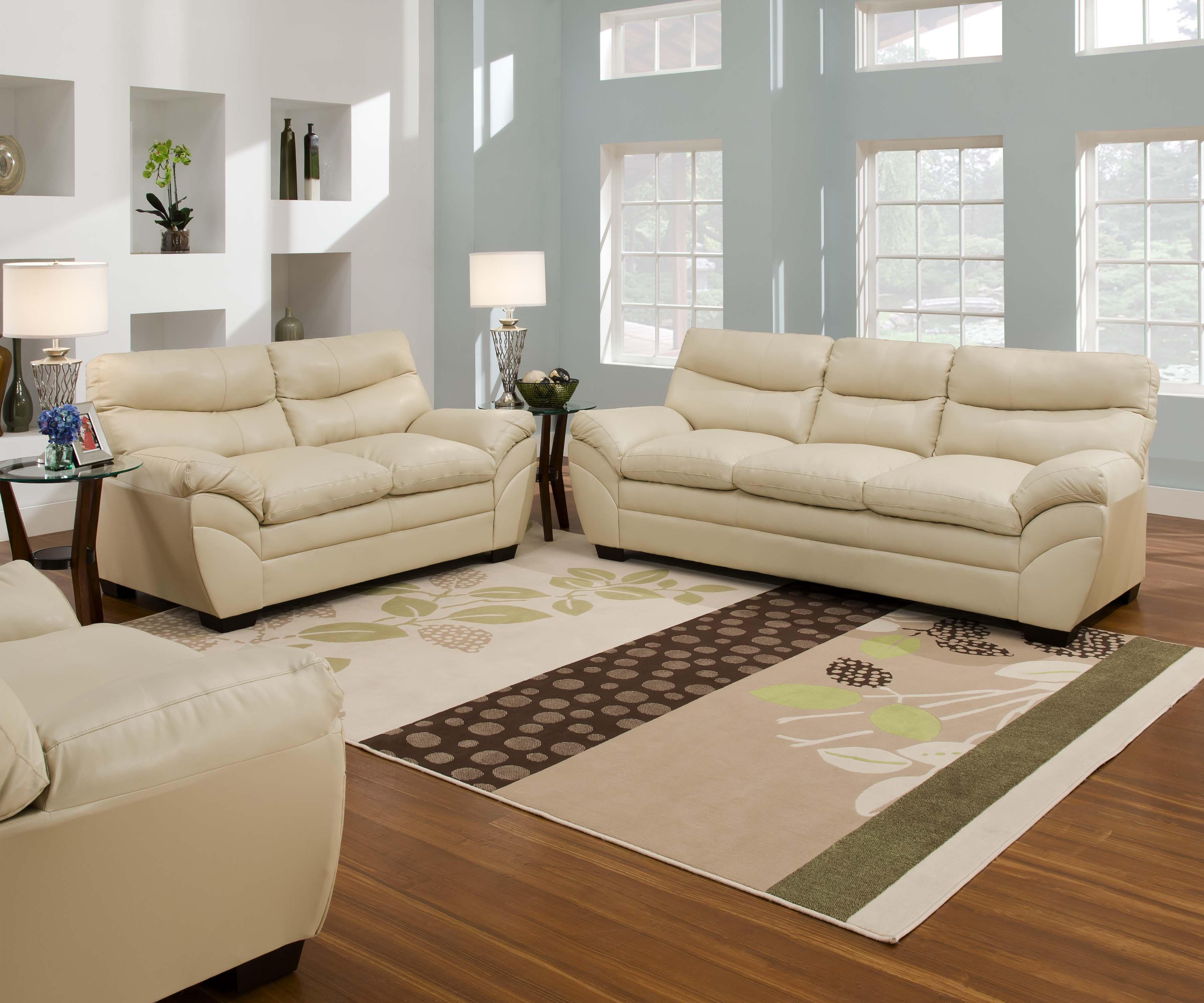 United Furniture Industries 9515 Stationary Living Room
