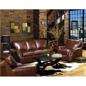 USA Premium Leather Hudson s Furniture Tampa St