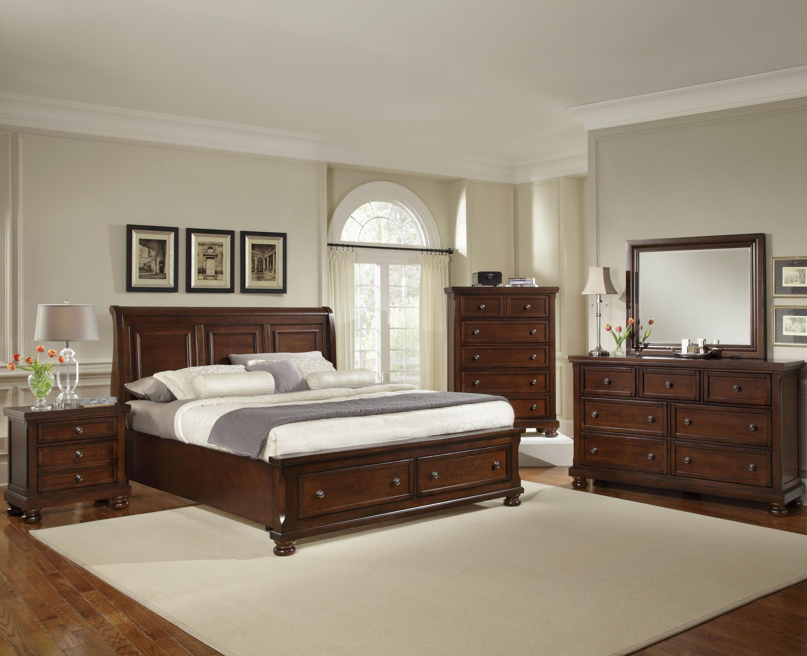 Vaughan Bassett Reflections Queen Bedroom Group Wayside Furniture Bedroom Groups