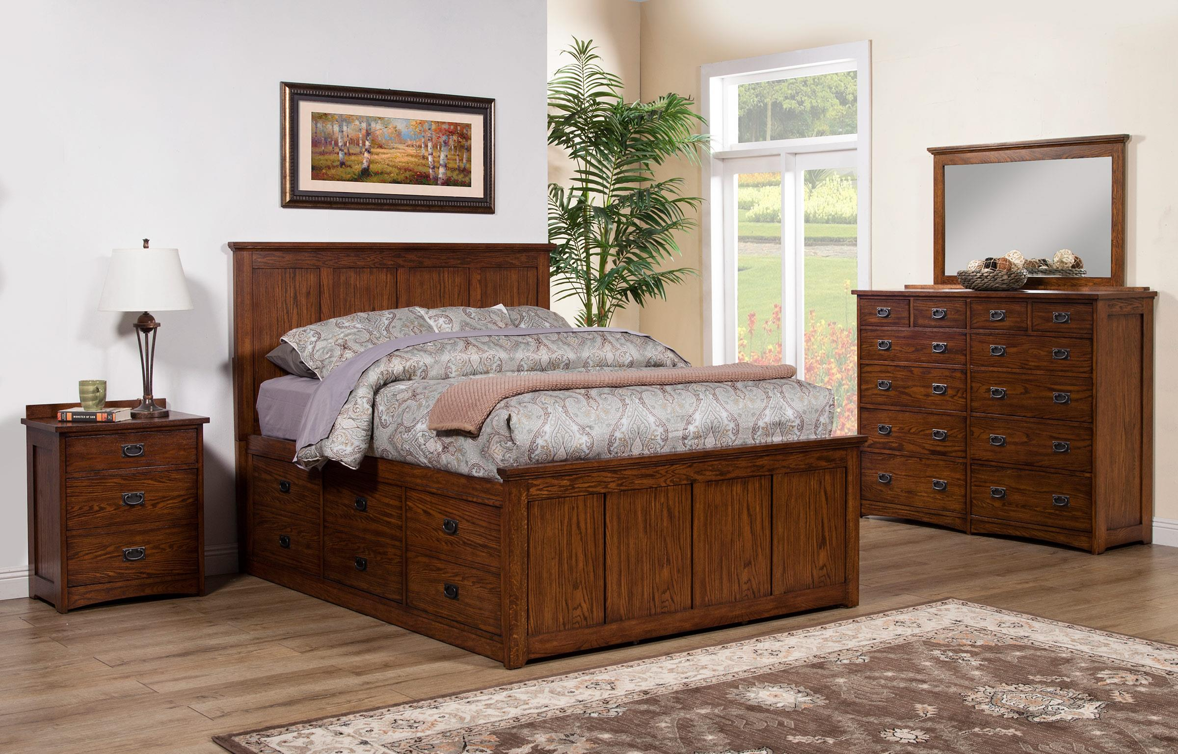 Winners Only Colorado Queen Bedroom Group Dunk Bright Furniture Bedroom Group
