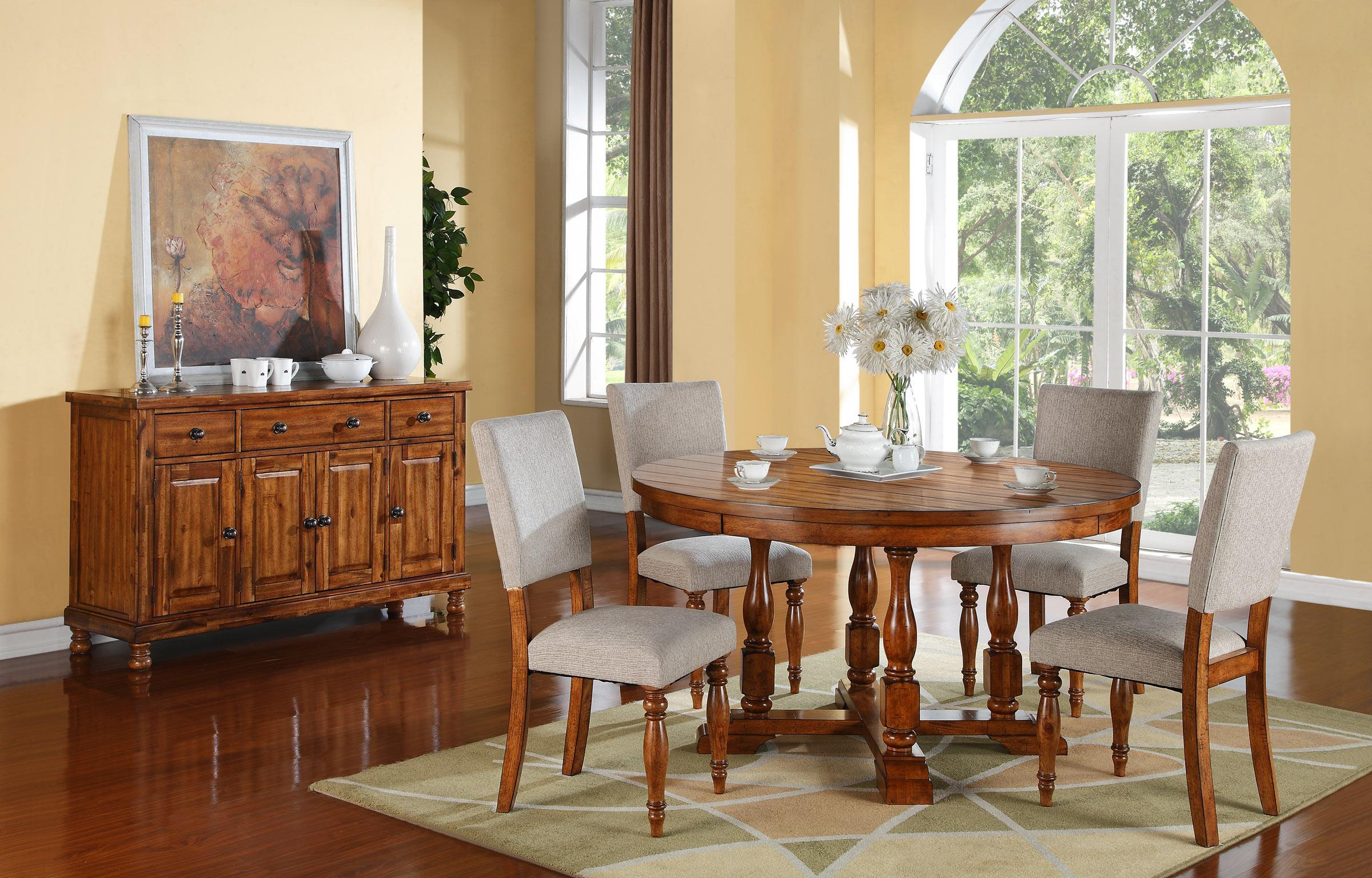 grand estate casual dining room group rotmans casual. Black Bedroom Furniture Sets. Home Design Ideas