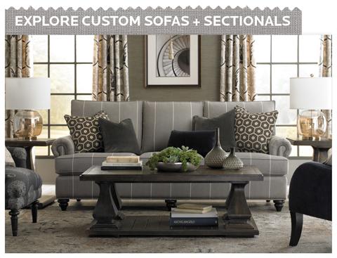 Charmant Explore Custom Sofas U0026 Sectionals