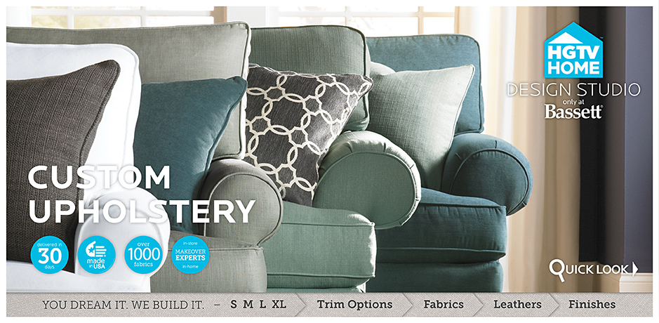 Bassett Furniture At Great American Home Store