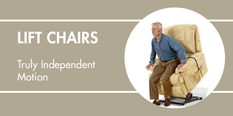 Lift Chairs: Truly Independent Motion