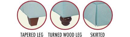 C9 Design Legs