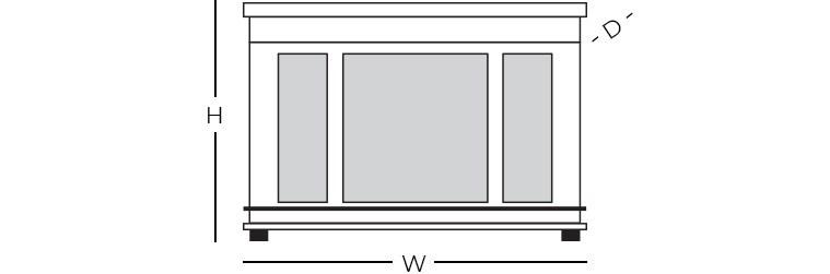 Dimensions - Bar