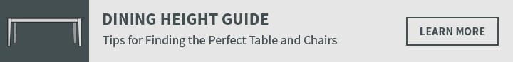 Dining Height Guide