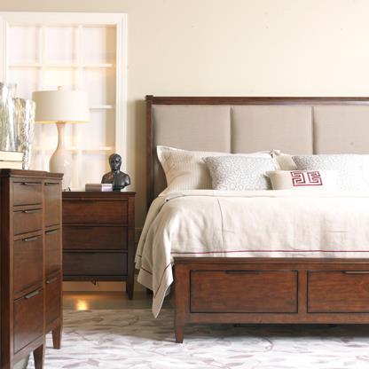 Contemporary modern style at godby home furnishings Bedroom furniture stores indianapolis