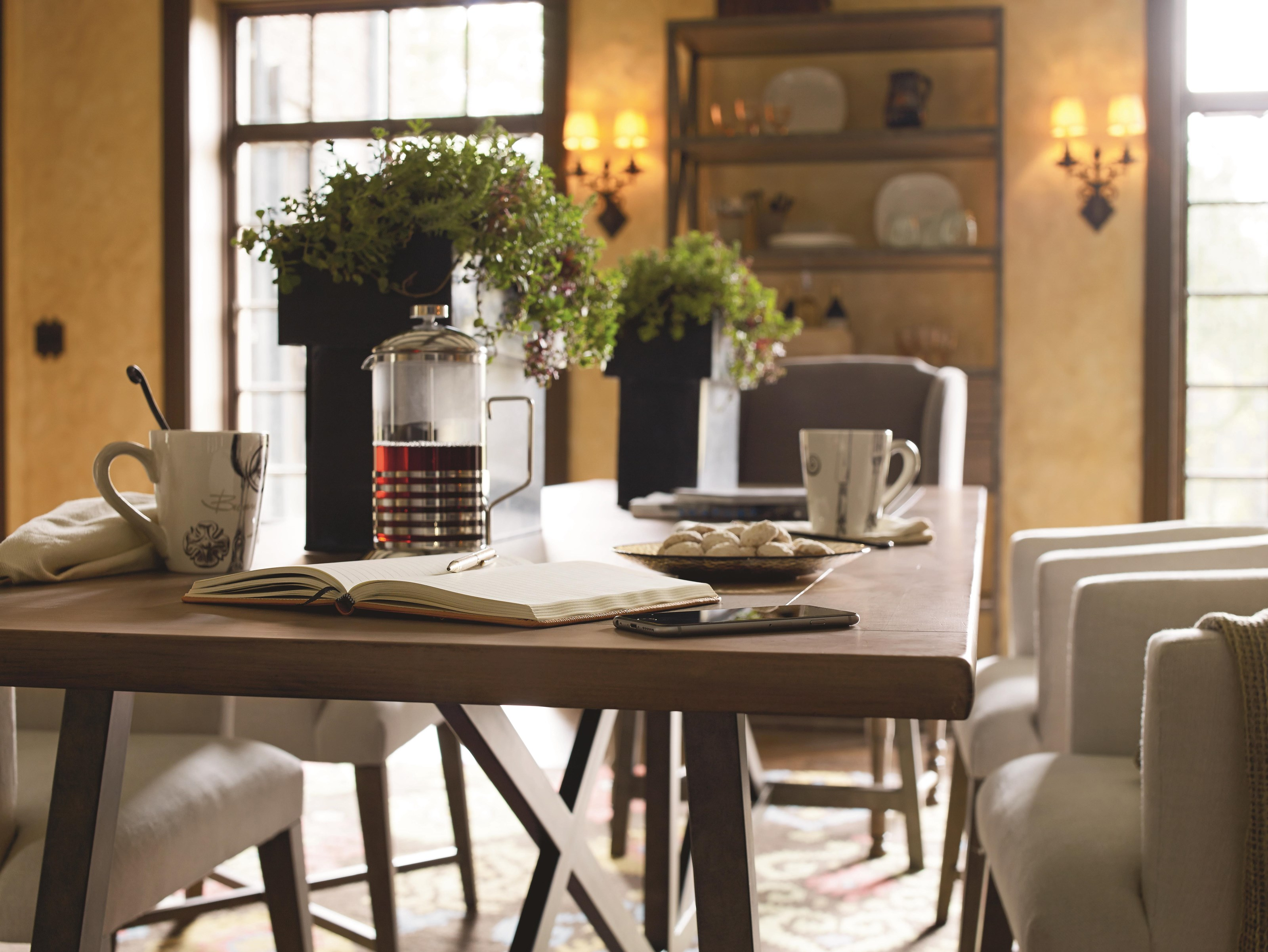 reunion dining table by universal sku