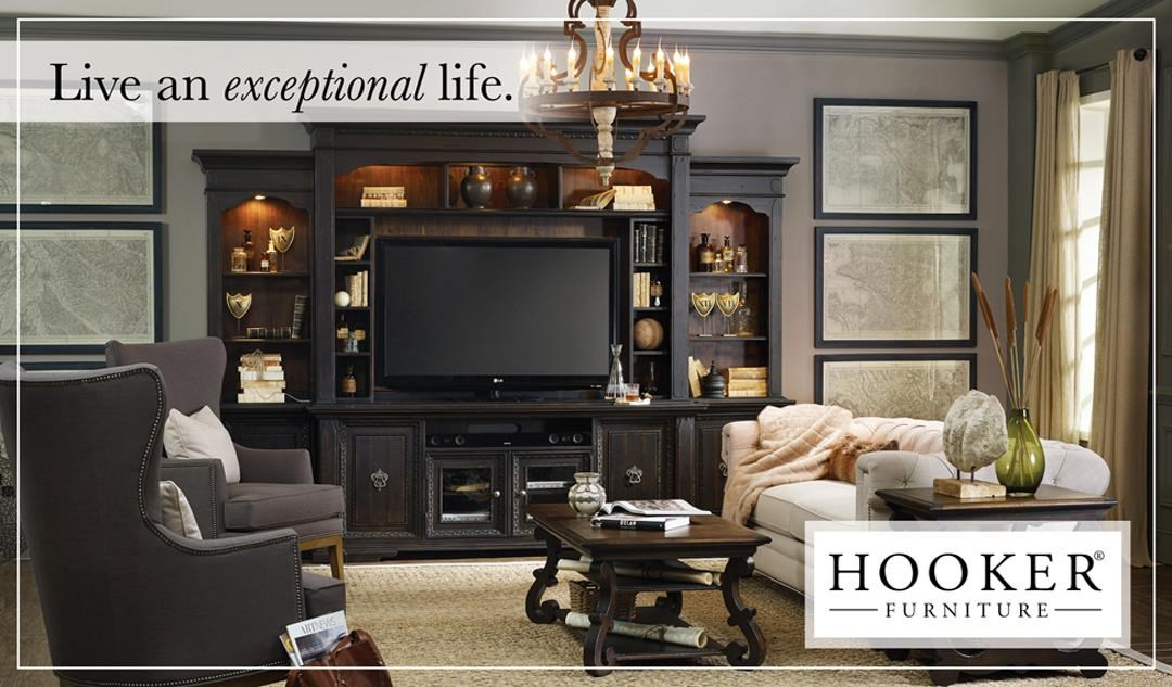Hooker Furniture At Olinde 39 S Furniture Baton Rouge And Lafayette Louisiana
