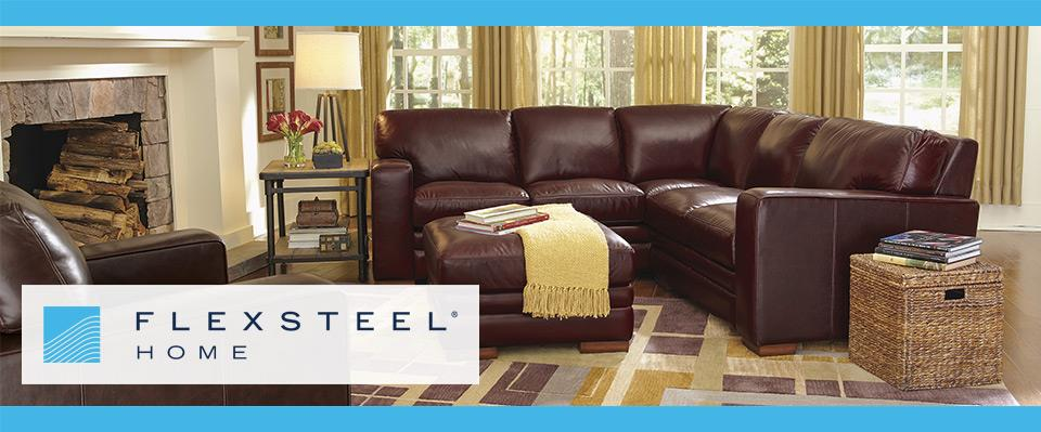 flexsteel furniture at great american home store memphis