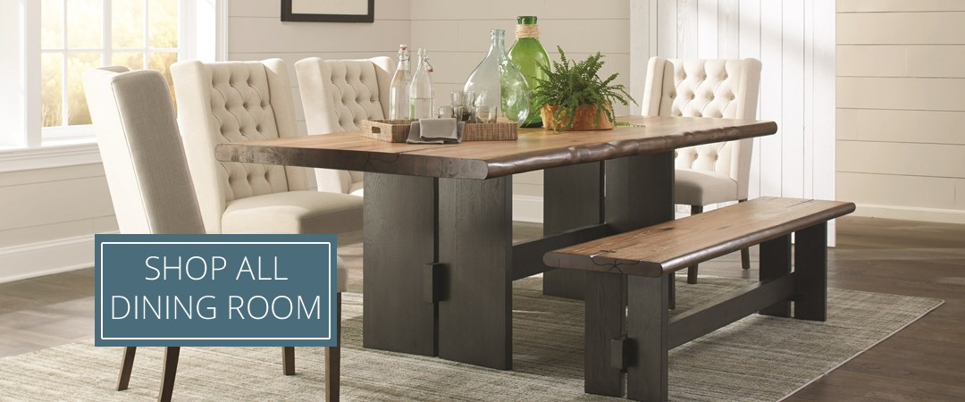marquette dining set with bench