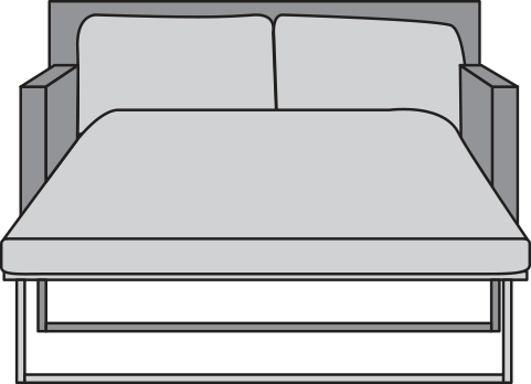 Sleeper Sofa icon