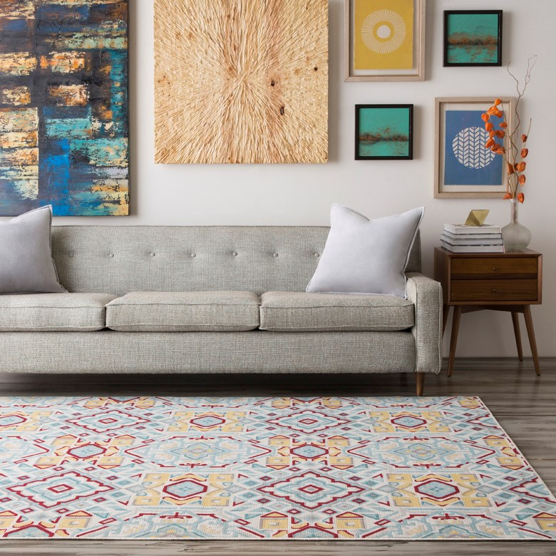Rug Setting Tone of Room