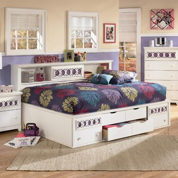 Sideboard Storage Bed