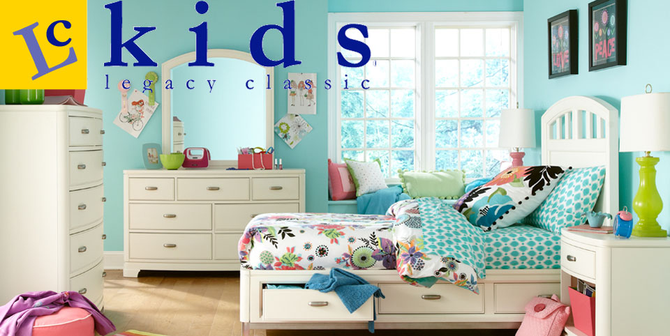 Legacy Classic Kids Bedroom Collection