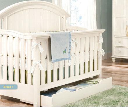 Stage 1: Crib