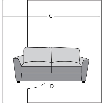 Sofa Room Diagram