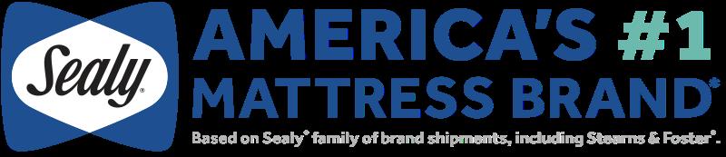 Sealy America's #1 Mattress Brand