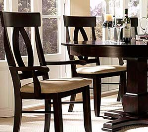 Transitional Style Dining