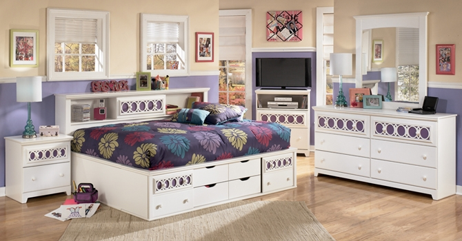 Kids Bedroom Furniture - John V Schultz Furniture - Erie, Meadville ...