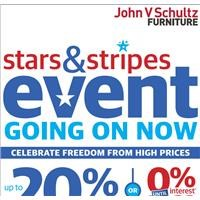 Stars & Stripes Event Going On Now