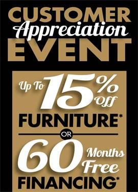 Customer Appreciation Event!