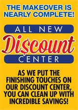 All New Discount Center