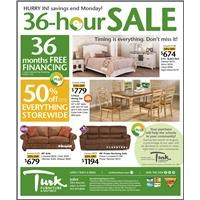 Turk Furniture Sale