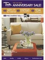 134th Anniversary Sale