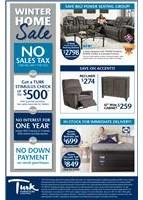 Winter Home Sale