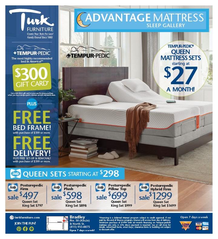 turk furniture current furniture promotions joliet bolingbrook la salle kankakee. Black Bedroom Furniture Sets. Home Design Ideas