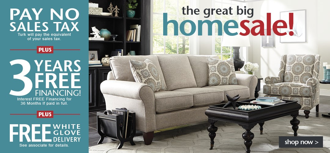 The Great Big Home Sale WK#1