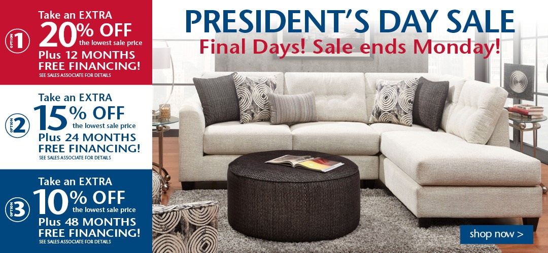 Presidents day EXTENDED