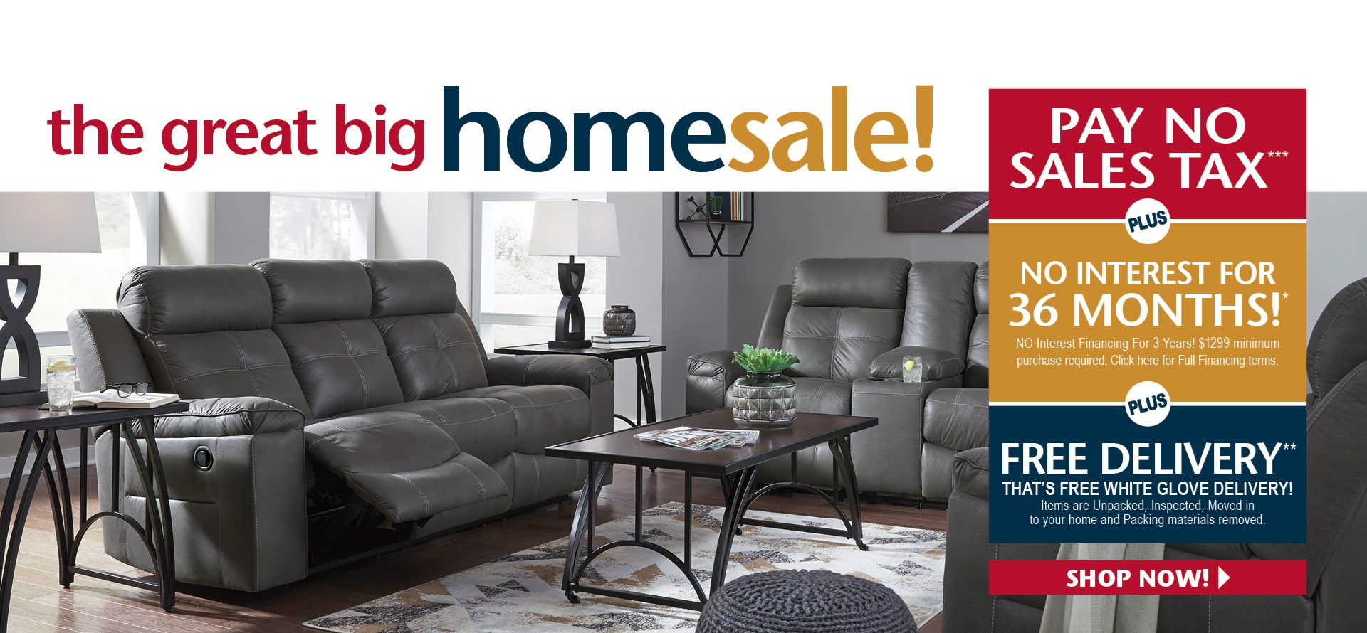 the Great Big Home Sale