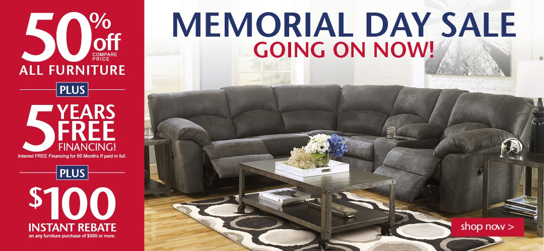 Memorial Day-Going on Now